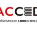 AVISO URGENTE PRÉSTAMO LIBROS para el curso 2020-2021: Ampliación horario de RECOGIDA
