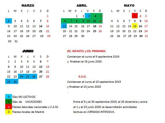 Calendario Carnaval 2020 Las Palmas.Calendario Laboral Bilbao 2020